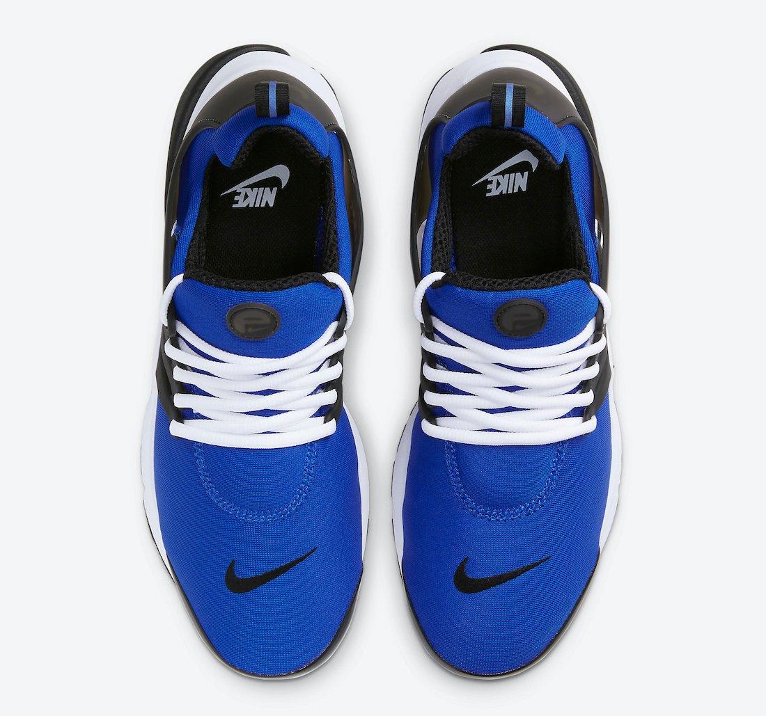 Nike Air Presto Royal CT3550-400 Release Date Info