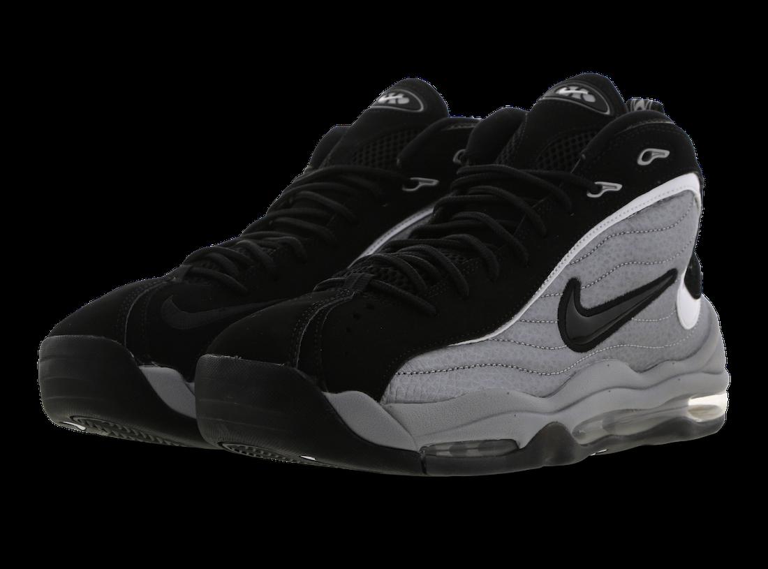 Nike Air Total Max Uptempo Metallic Silver CV0605-001 2021 Release Date Info