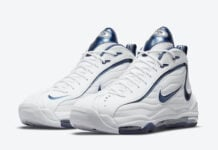 Nike Air Total Max Uptempo Midnight Navy CZ2198-100 Release Date
