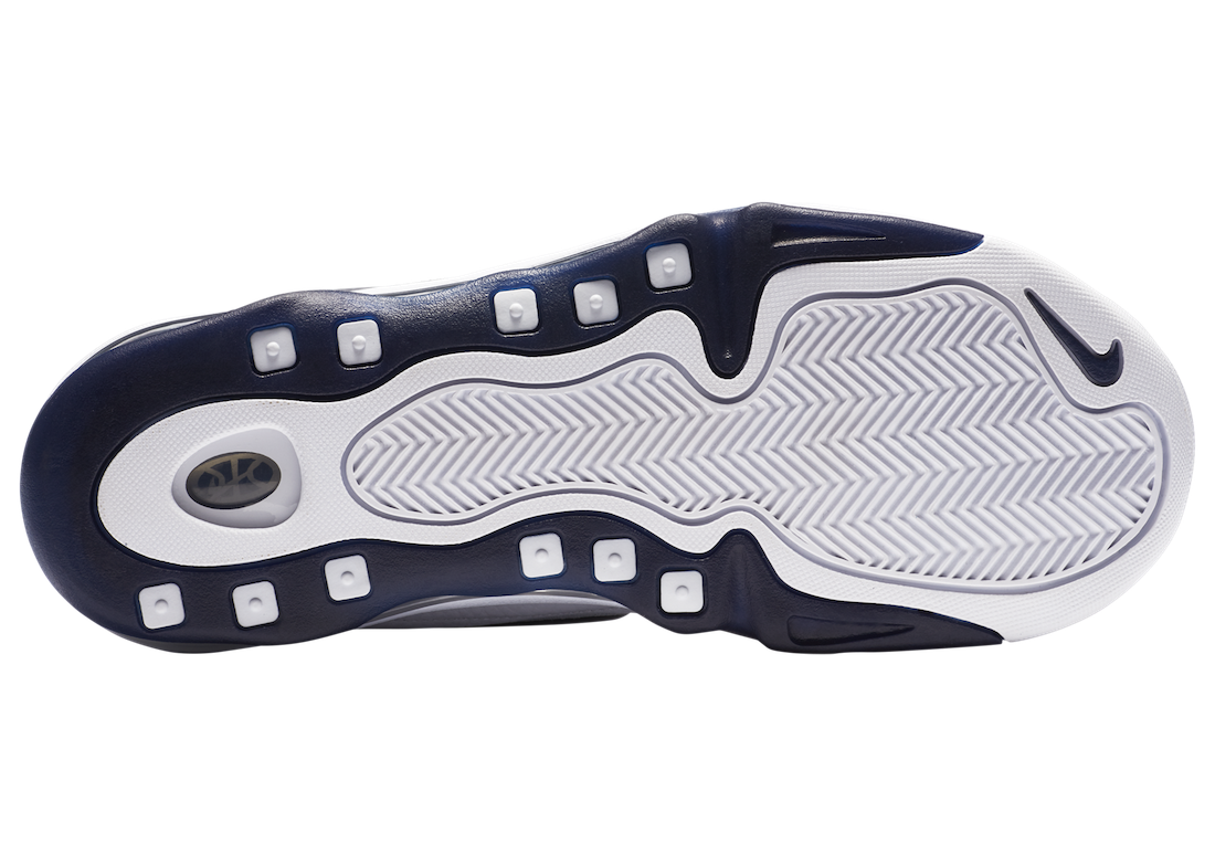 Nike Air Total Max Uptempo Midnight Navy CZ2198-100 Release Date Info