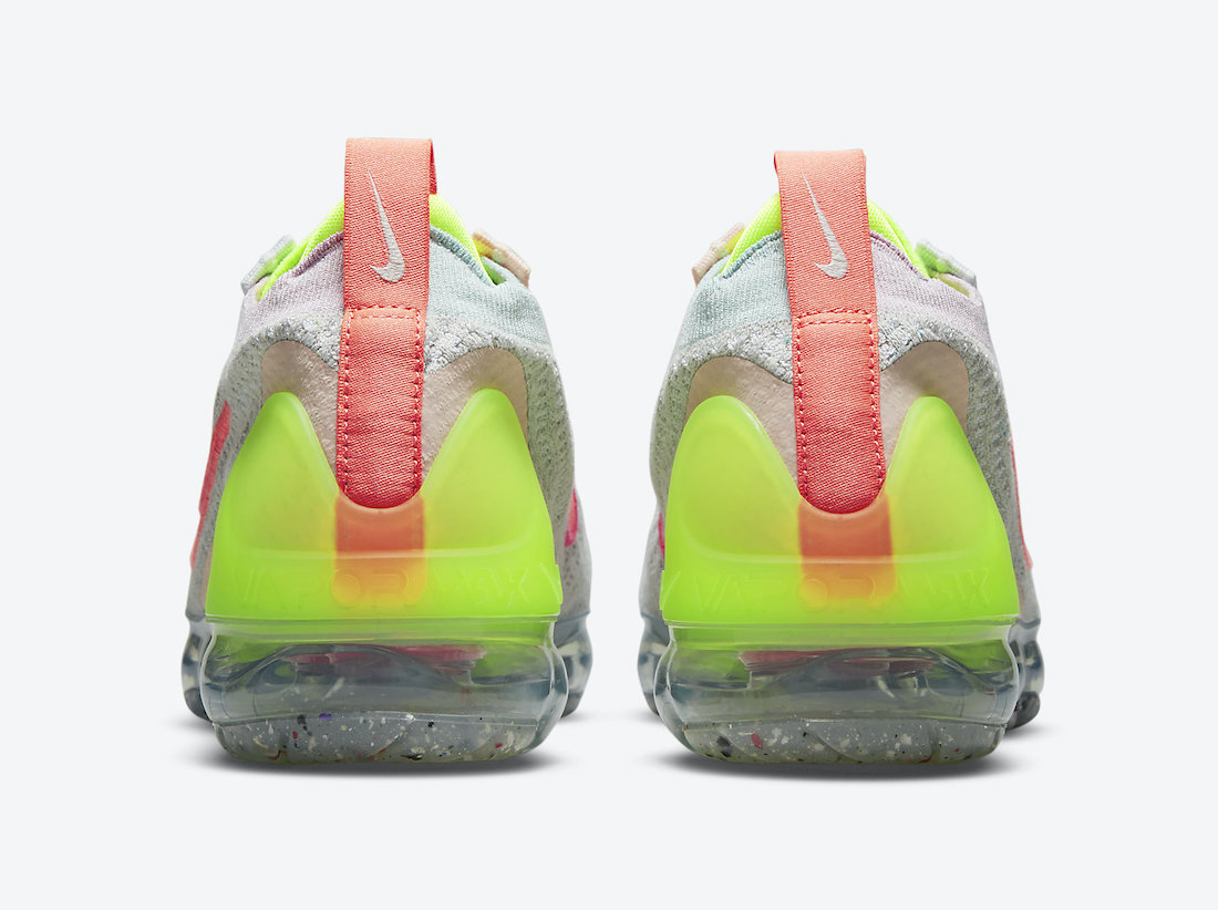 Nike Air VaporMax 2021 Volt DH4088-002 Release Date Info