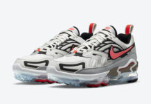 Nike Air VaporMax EVO Infrared CZ1924-100 Release Date Info