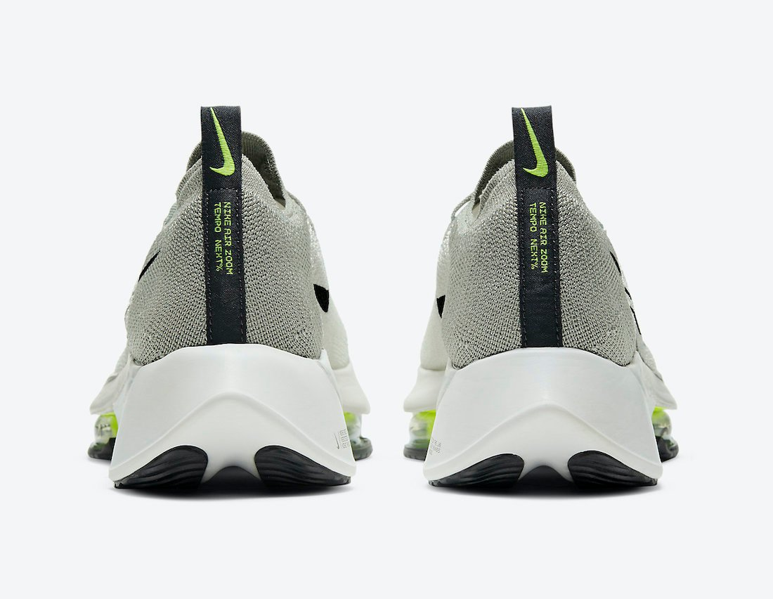 Nike Air Zoom Tempo NEXT% Dark Stucco CI9923-003 Release Date Info