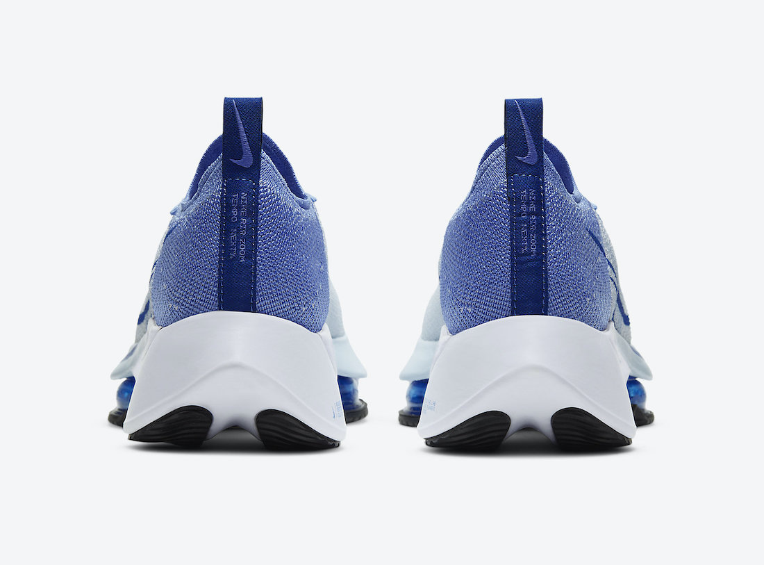 Nike Air Zoom Tempo NEXT% Royal Pulse CI9924-400 Release Date Info