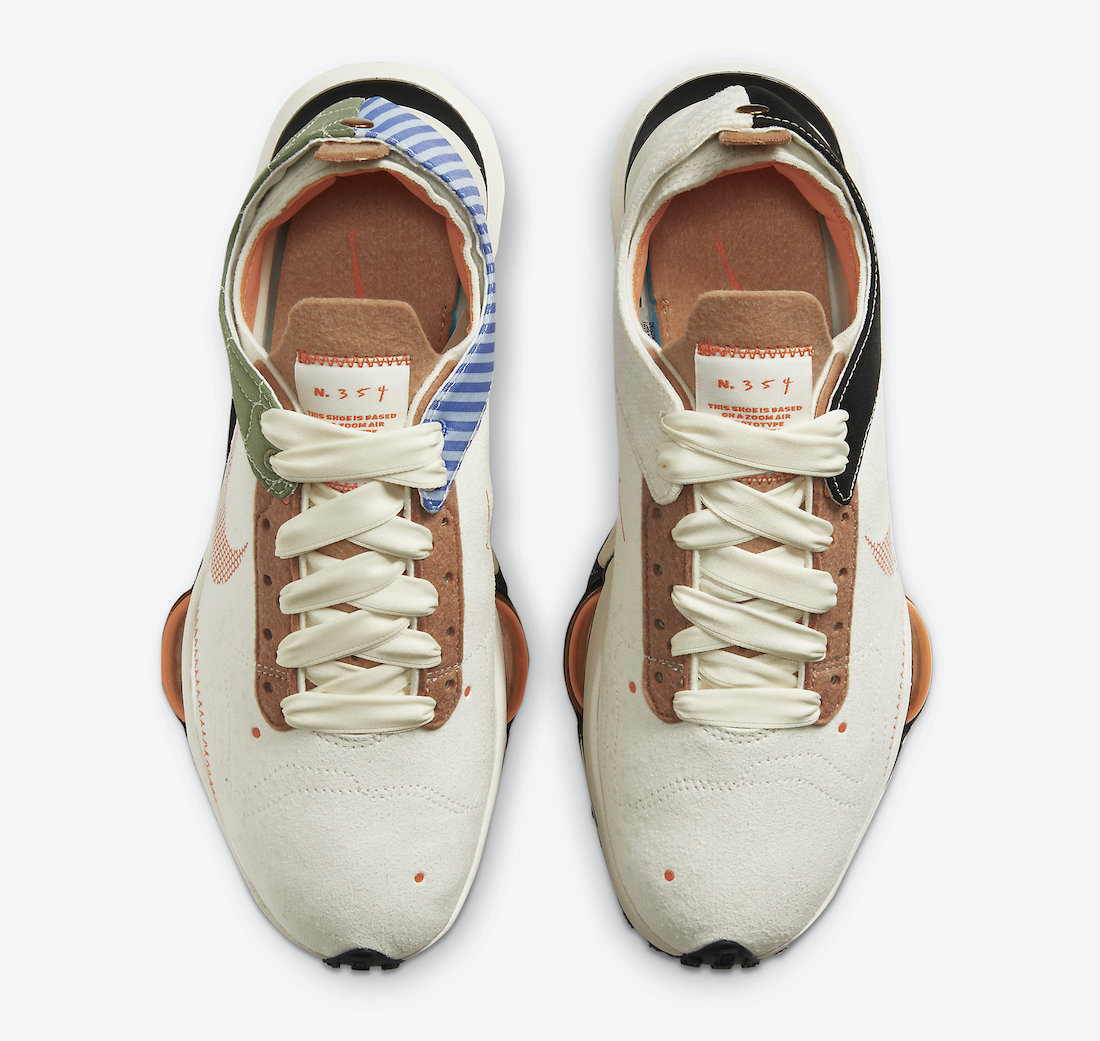 Nike Air Zoom Type Electro Orange DD8505-181 Release Date Info
