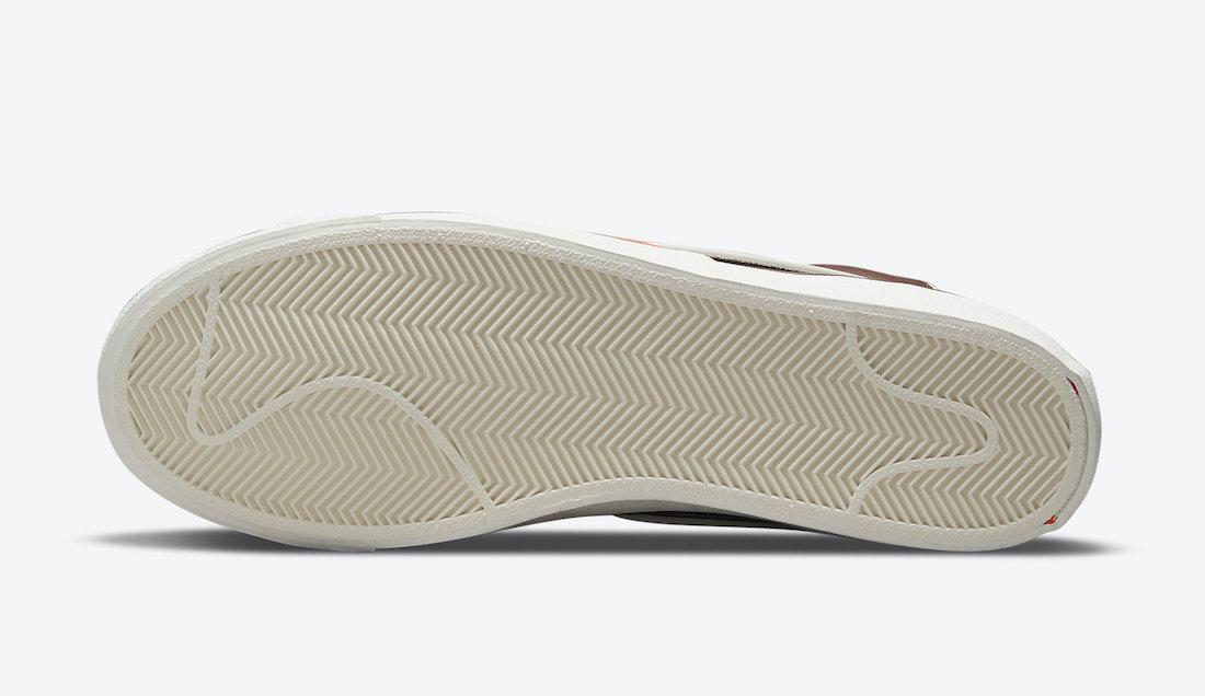 Nike Blazer Mid 77 Infinite Team Red DA7233-200 Release Date Info