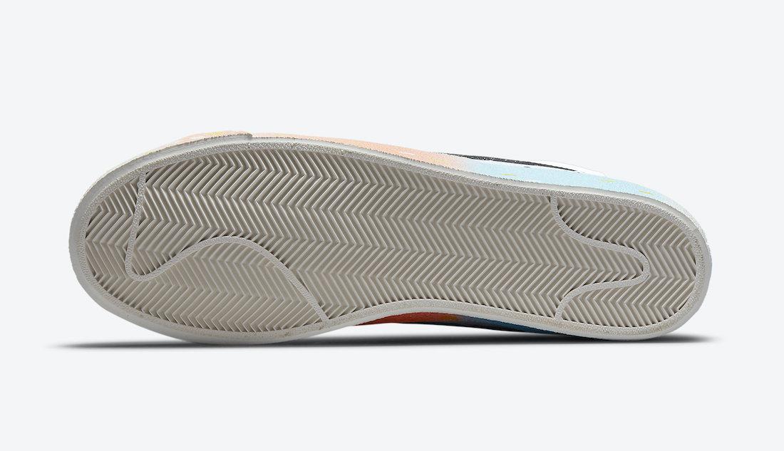 Nike Blazer Mid Basketball DJ4278-101 Release Date Info