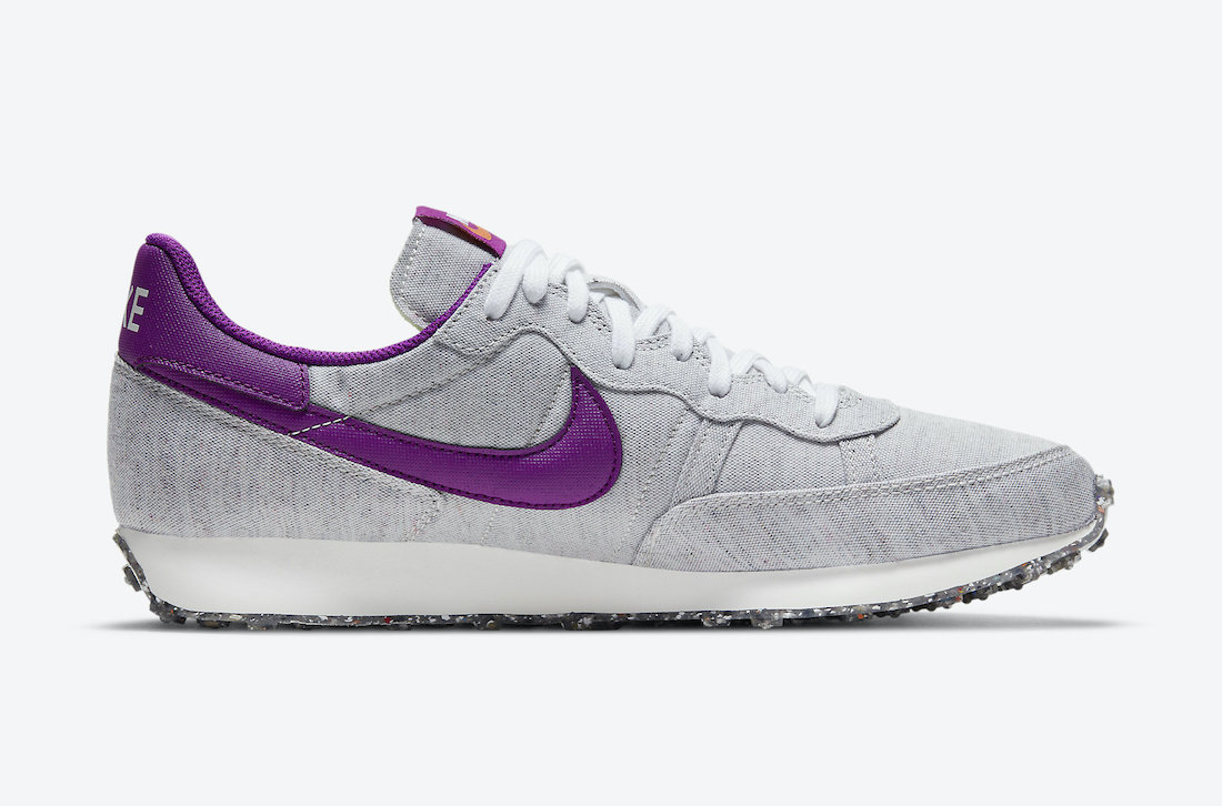 Nike Challenger OG Grey Purple DD1108-100 Release Date Info