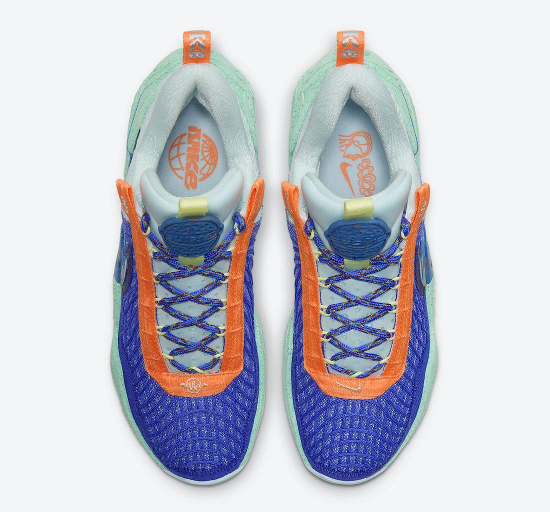 Nike Cosmic Unity Amalgam DA6725-500 Release Date Info