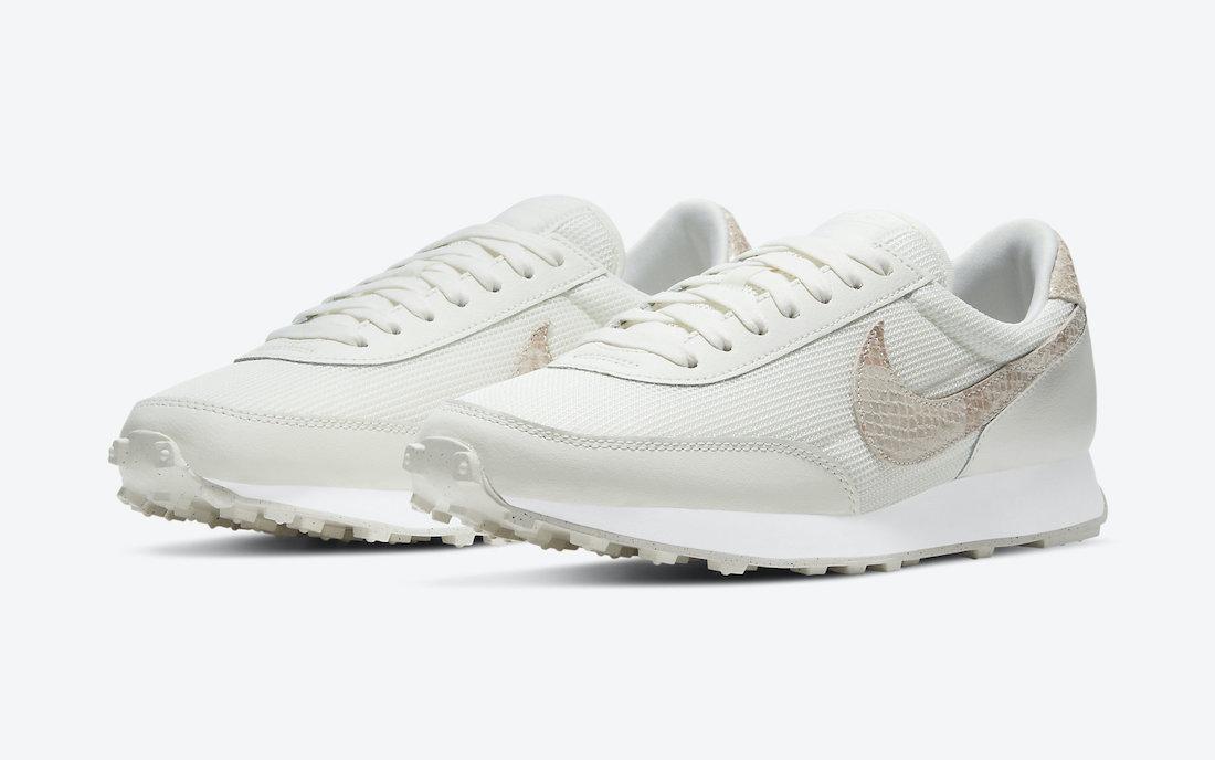 Nike Daybreak Beige Snake DH4262-100 Release Date Info