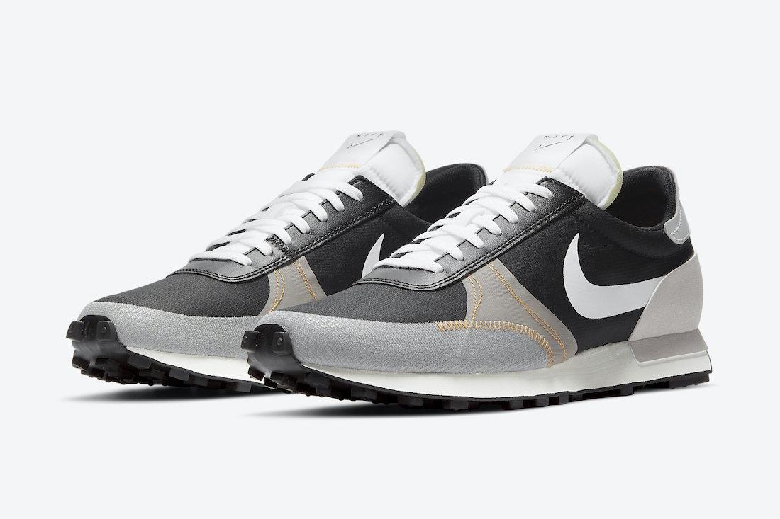 Nike Daybreak Type SE Black Fog CU1756-001 Release Date Info