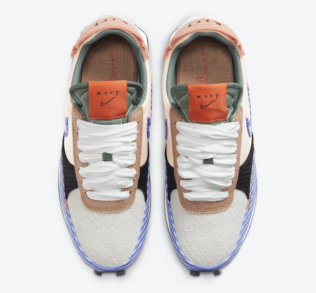 Nike Daybreak Type WMNS Braids Stripes DD8506-851 Release Date Info