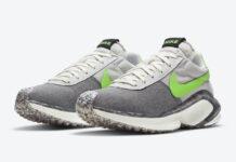 Nike D/MS/X Waffle Mean Green CW6914-001 Release Date Info