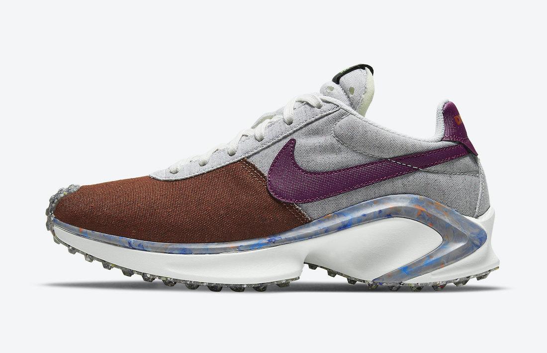 Nike D/MS/X Waffle Sci-Fi Purple Photon Grey CW6914-800 Release Date Info