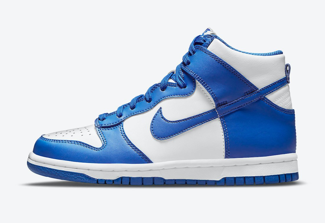 Nike Dunk High Game Royal Release Date Info