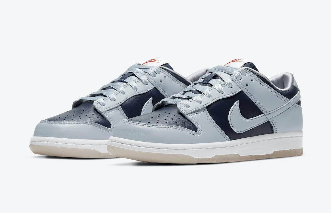 Nike Dunk Low College Navy DD1768-400 Release Info Price