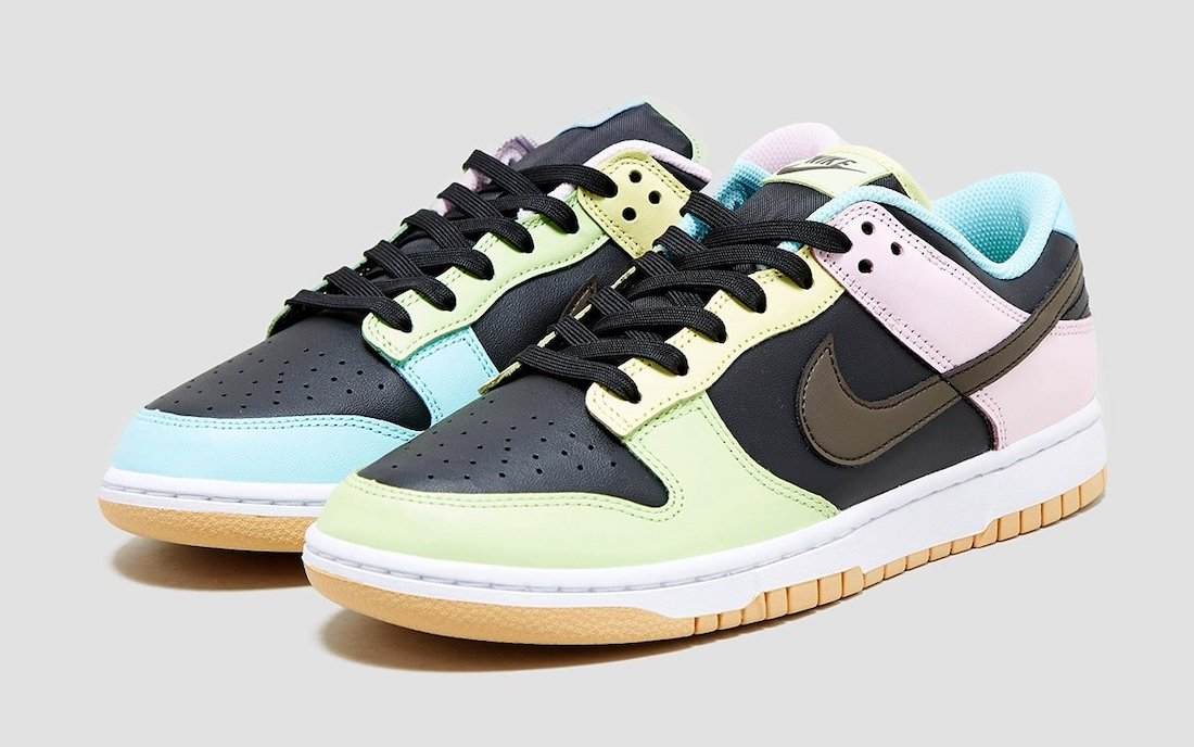 Nike Dunk Low Free 99 Pack Black DH0952-001 Release Date