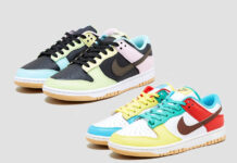 Nike Dunk Low Free 99 Pack Release Details