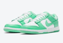 Nike Dunk Low Womens Green Glow DD1503-105 Release Date
