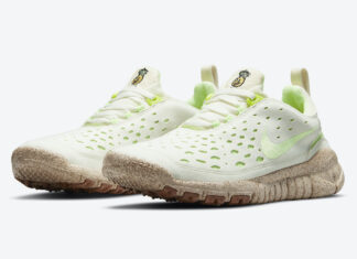 Nike Free Run Trail Happy Pineapple CZ9079-100 Release Date Info