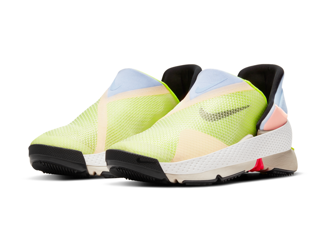Nike Go FlyEase Volt CW5883-100 Release Date Info