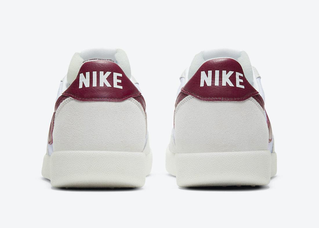 Nike Killshot OG Team Red DC7627-101 Release Date Info