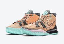Nike Kyrie 7 DD1447-800 Release Date Info