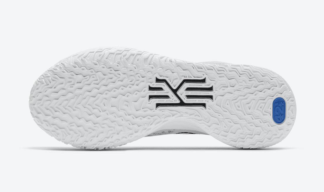 Nike Kyrie 7 Hip-Hop CQ9327-100 Release Date Info