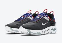 Nike React Live Black CV1772-001 Release Date Info