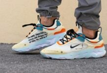 Nike React Live Off-White DJ5206-103 Release Date Info