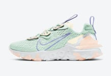 Nike React Vision Barely Green CI7523-301 Release Date Info