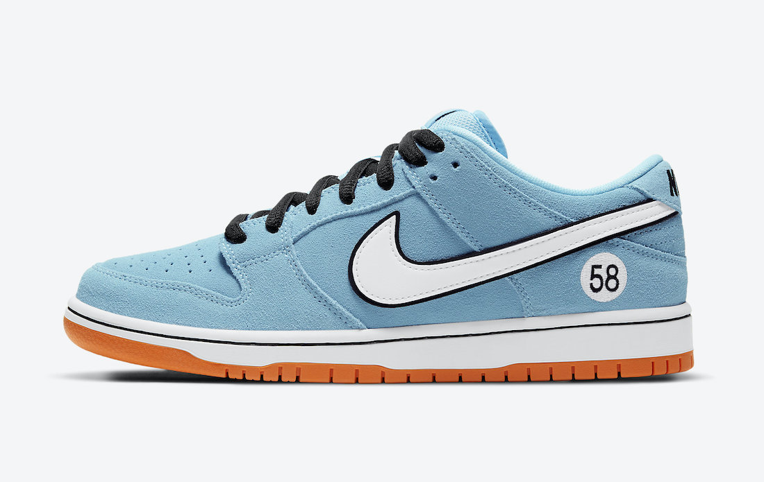Nike SB Dunk Low Gulf BQ6817-401 Release Info Price