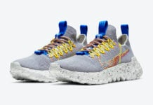 Nike Space Hippie 01 Grey Multi CZ6148-003 Release Date Info