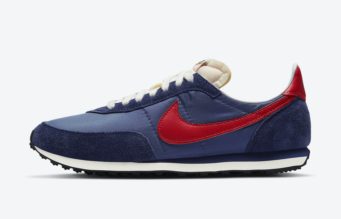 Nike Waffle Trainer 2 Midnight Navy DB3004-400 Release Date Info