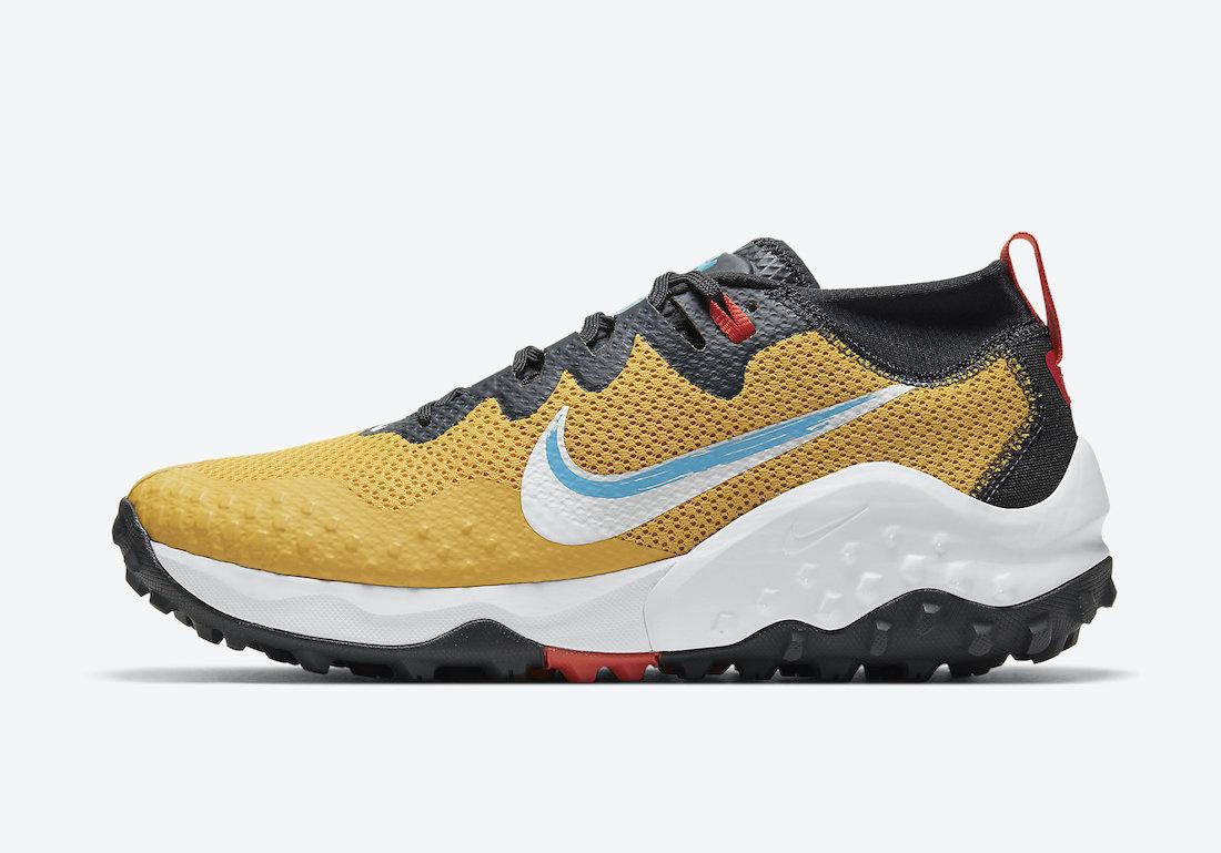 Nike Wildhorse 7 CZ1856-700 Release Date Info