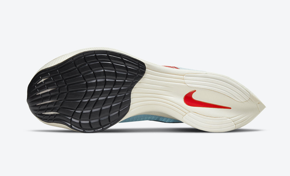 Nike ZoomX VaporFly NEXT% 2 Ice Blue CU4111-400 Release Date Info