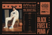 Puma Black Fives Foundation Release Date Info