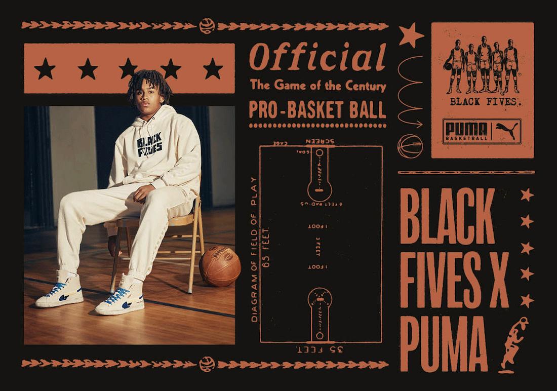 Puma Black Fives Foundation Release Date Info