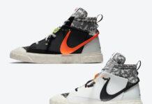 READYMADE Nike Blazer Mid Release