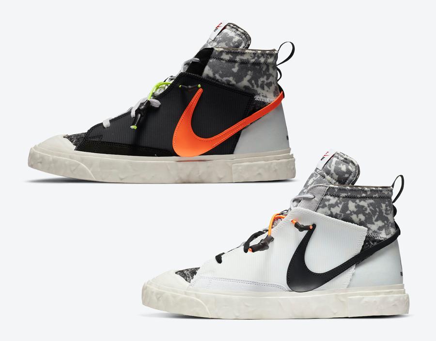READYMADE Nike Blazer Mid CZ3589-001 Release Date Info   SneakerFiles