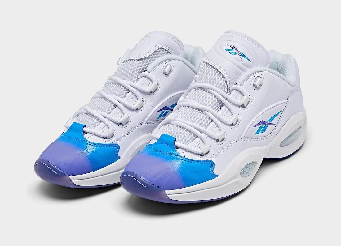 Reebok Question Low 'Glitch' Releases in March