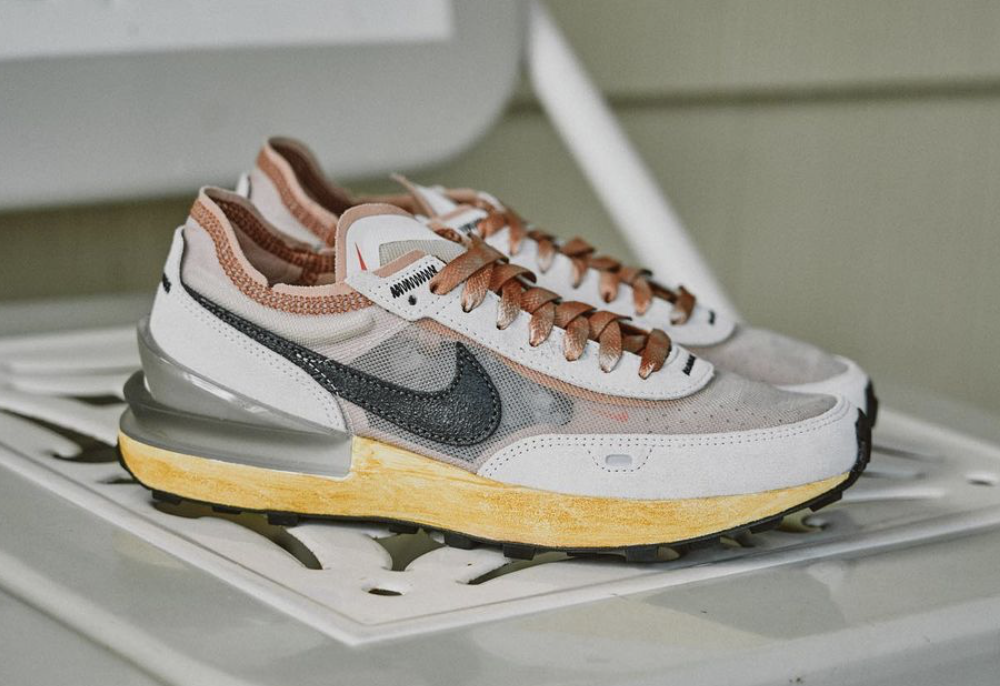 Social Status The Whitaker Group Nike Waffle One DC4247-001 Release Date