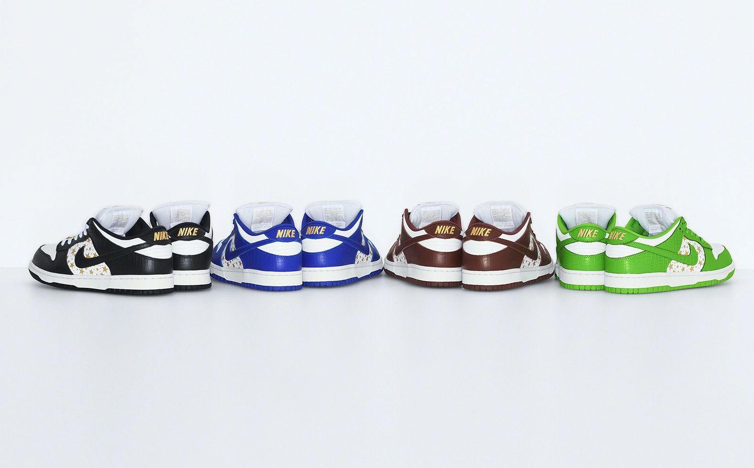 Supreme Nike SB Dunk Low Release Date