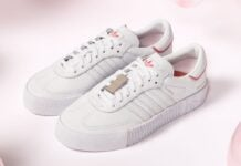 Swarovski adidas Valentines Day 2021 Collection