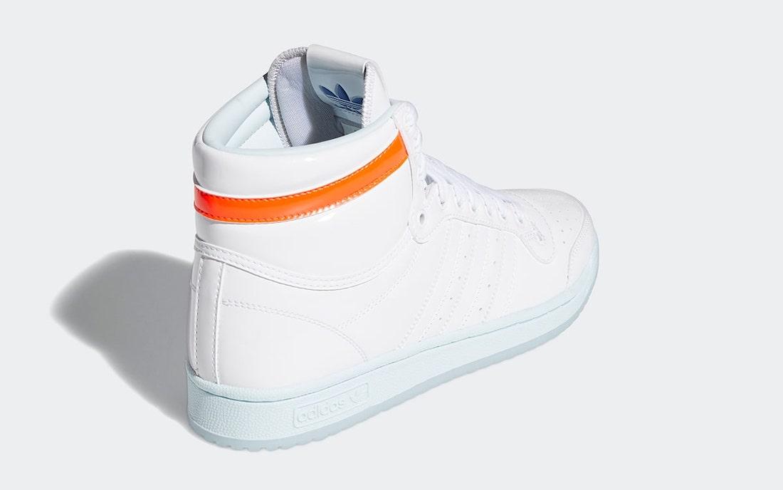 Trae Young adidas Top Ten Hi Ice Trae GW4977 Release Date Info