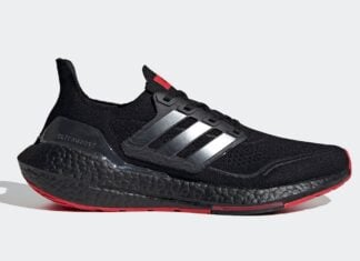 424 Arsenal adidas Ultra Boost 2021 GV9716