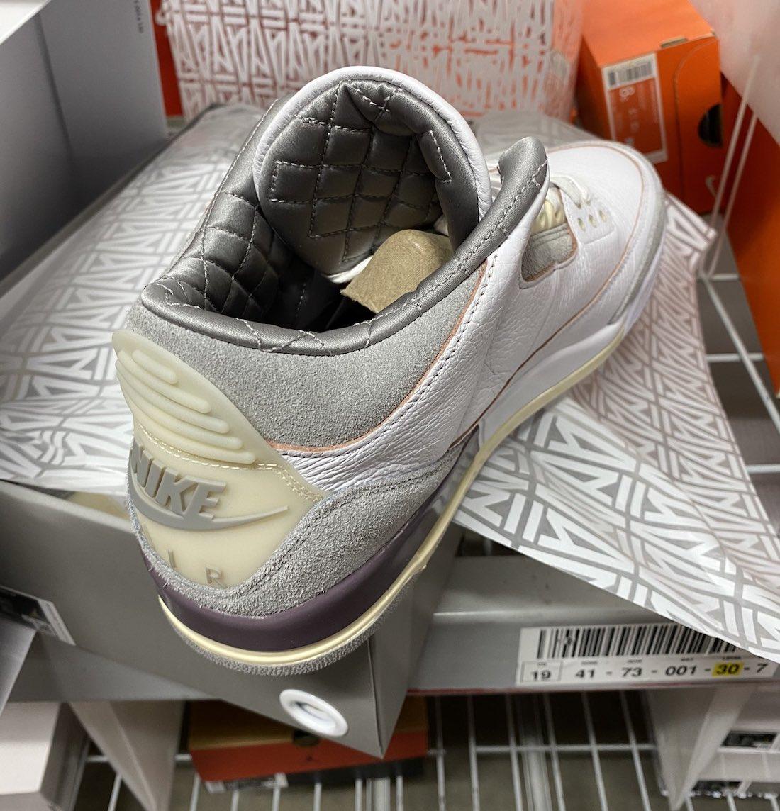 A Ma Maniere Air Jordan 3 Release Date