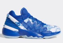 adidas DON Issue 2 Royal Blue White FX7426 Release Date Info
