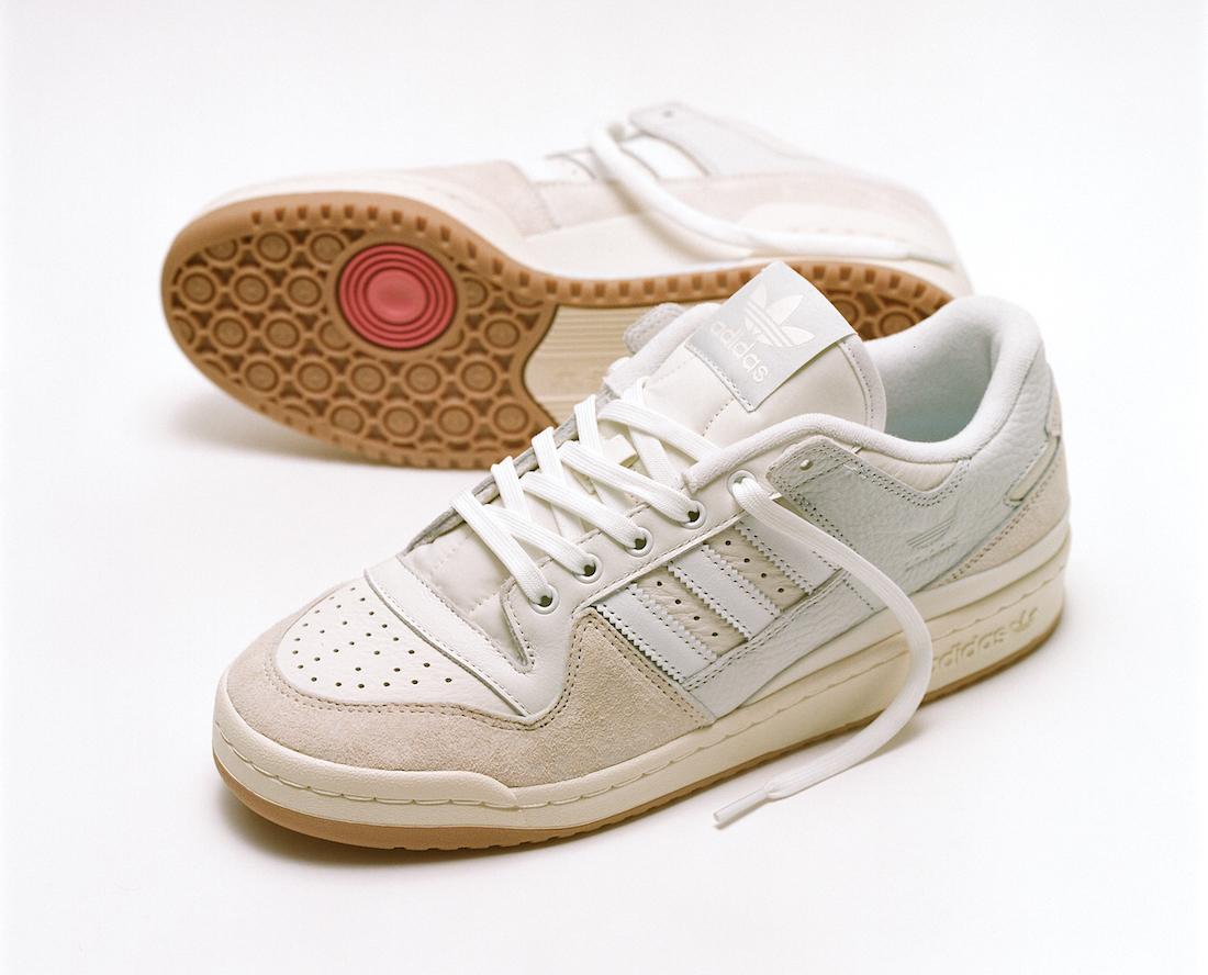 adidas Forum 84 ADV Chalk White Gum Release Date Info