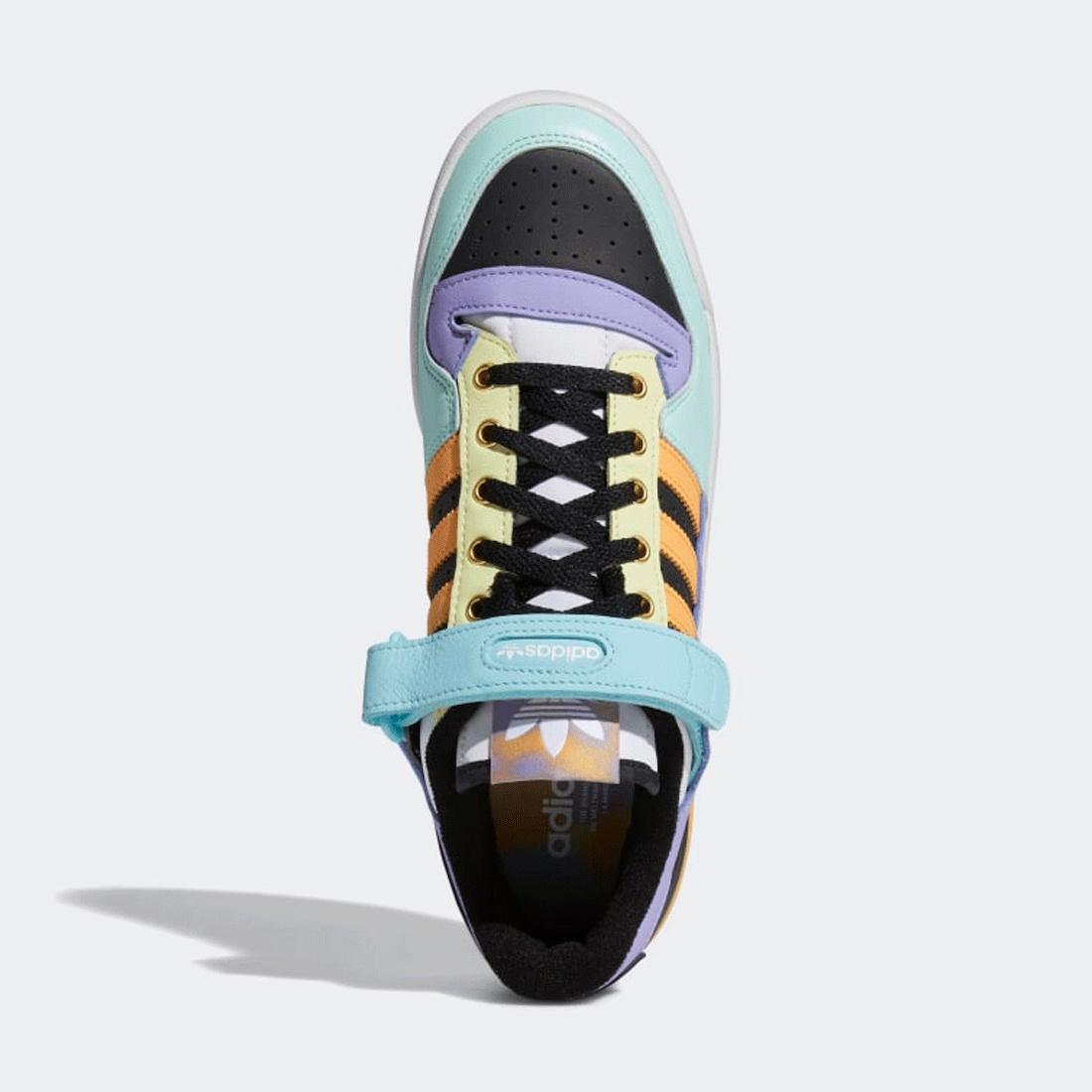 adidas Forum Low Hazy Orange GX2530 Release Date Info